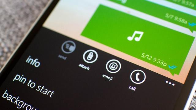WhatsApp Beta Windows Phone Ada Lebih Banyak Fitur Kontrol Notifikasi