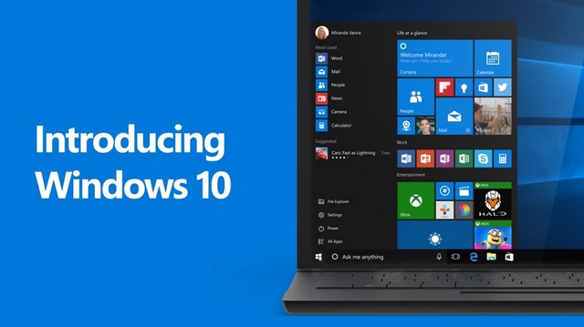 Familiar — 1 dari 10 Alasan untuk Upgrade ke Windows 10 (Video)