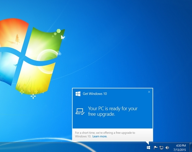 Insider Mendapatkan Windows 10 Final Lebih Dulu, Non Insider Menyusul