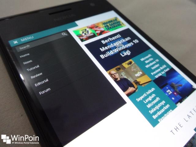 Pengalaman Saya Menggunakan Windows 10 Mobile Preview Build 10149 Terbaru — Dan Beberapa Tips Mengenainya