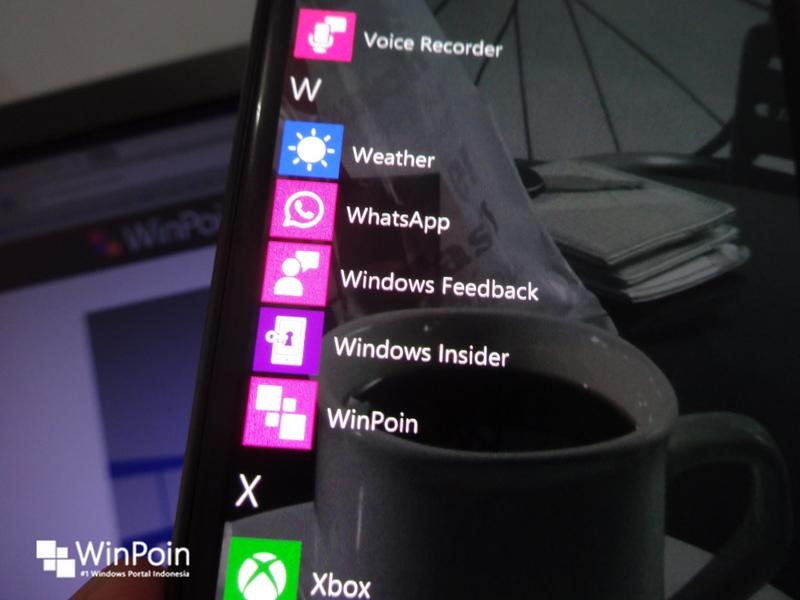 Windows 10 Mobile Preview Build 10512 Sudah Dirilis — Ini Dia Cara Installnya