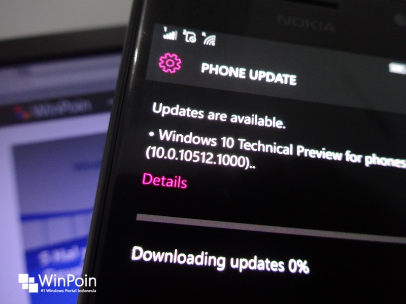 Windows 10 Mobile Preview Build 10512 Sudah Dirilis — Ini Dia Cara Installnya