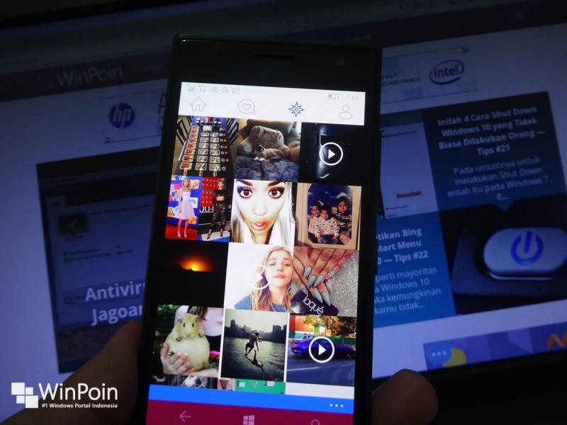 Aplikasi Instagram di Windows Phone Rusak (dan Developer Tidak Begitu Peduli)