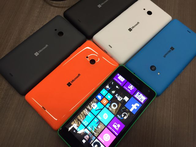Memilih Windows Phone Low End