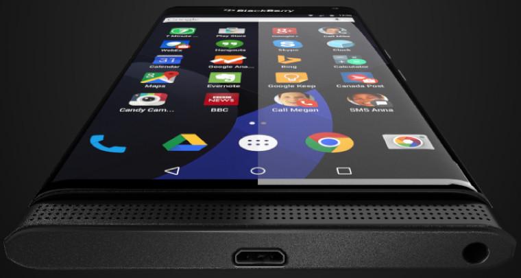 BlackBerry Akan Rilis Android Dengan Keyboard Slide-Out