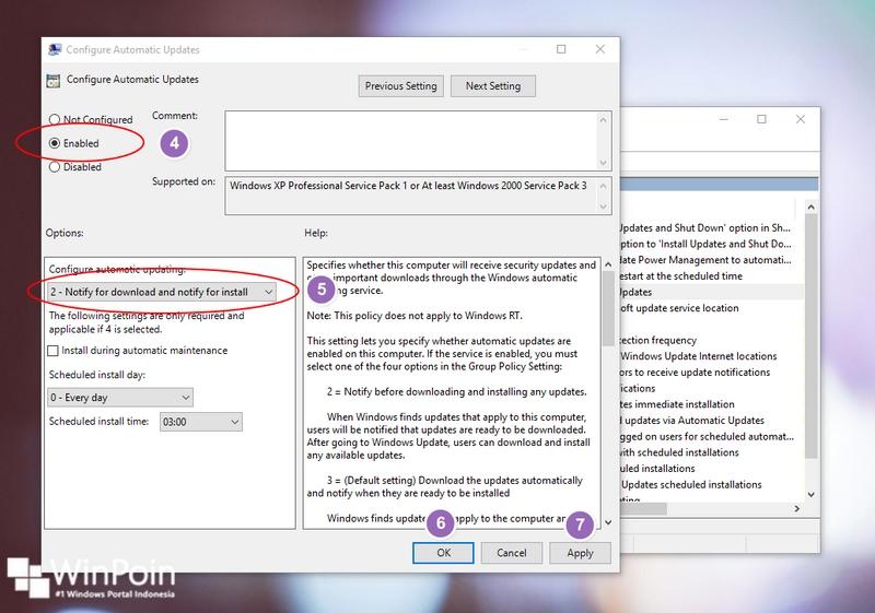 5 Cara Mematikan Automatic Update di Windows 10 Secara ...