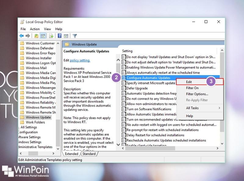 5 Cara Mematikan Automatic Update di Windows 10 Secara Paksa (Demi Menghemat Kuota Internet) — Tips #15