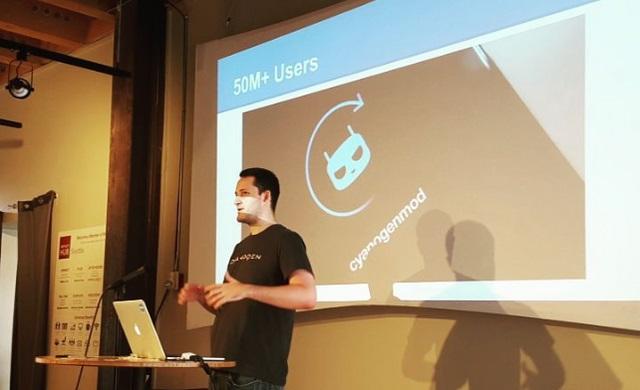 "Kata Cyanogen ""Aku Memiliki Lebih Banyak User Daripada Windows Phone dan BlackBerry"""