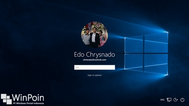 Cara Mengganti Background Login Screen Di Windows 10 Winpoin