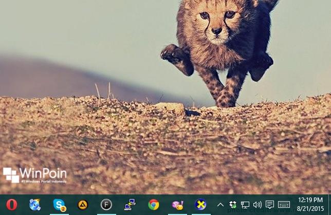 Inilah Cara Paling Mudah untuk Menghilangkan Watermark Windows 10 Preview #Tips 20