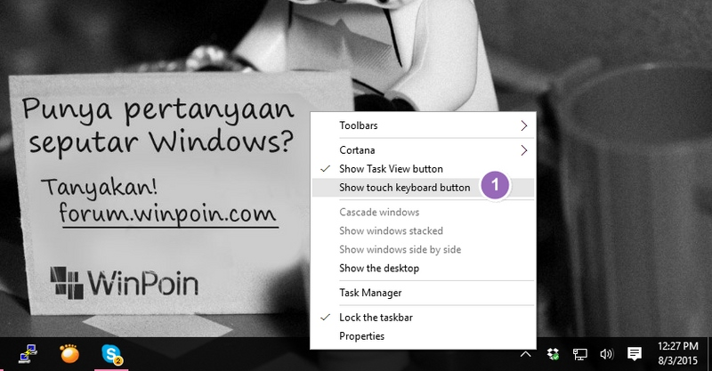 3 Cara Merapikan Taskbar Windows 10 Agar Tidak Penuh — Windows 10 Tips #1