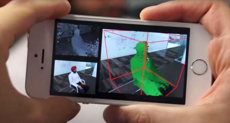 Wow...Aplikasi Microsoft ini Mengubah SmartPhone jadi 3D Scanner