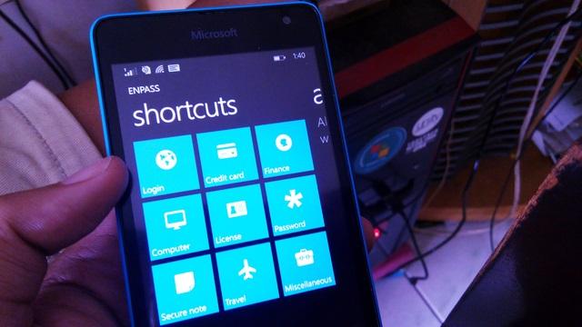 Dapatkan Gratis Enpass Password Manager untuk Windows Phone