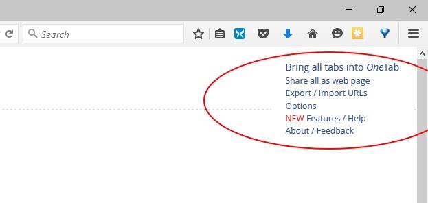 OneTab — Add-on Browser yang Wajib Kamu Miliki Agar Browsing Tidak Nge-Lag