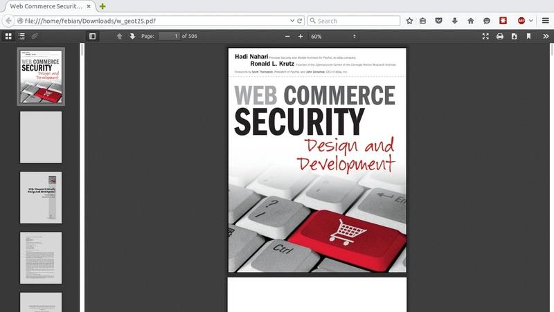Download Panduan Membuat Toko Online (E-Commerce) yang Super Secure — Ebook Premium Senilai 552rb, Gratis!