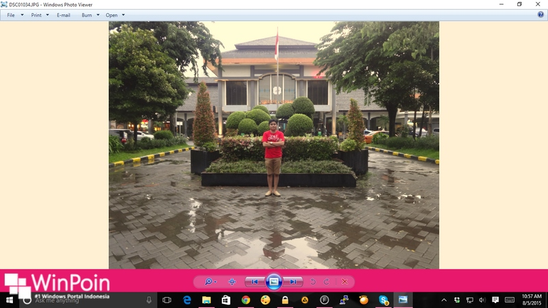 Cara Memperbaiki Warna Kuning di Photo Viewer Windows 10
