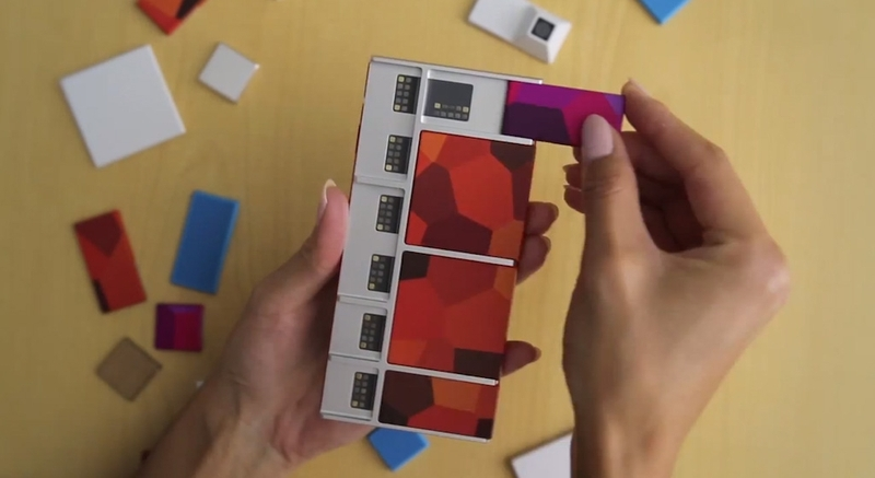 Wuih..2016 Nanti Smartphone Bakal Bisa Dibongkar Pasang untuk Upgrade Komponen