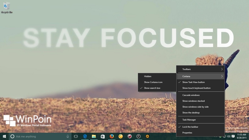 Inilah Fitur Baru di Windows 10 Insider Build 10532 (Eksklusif Review)