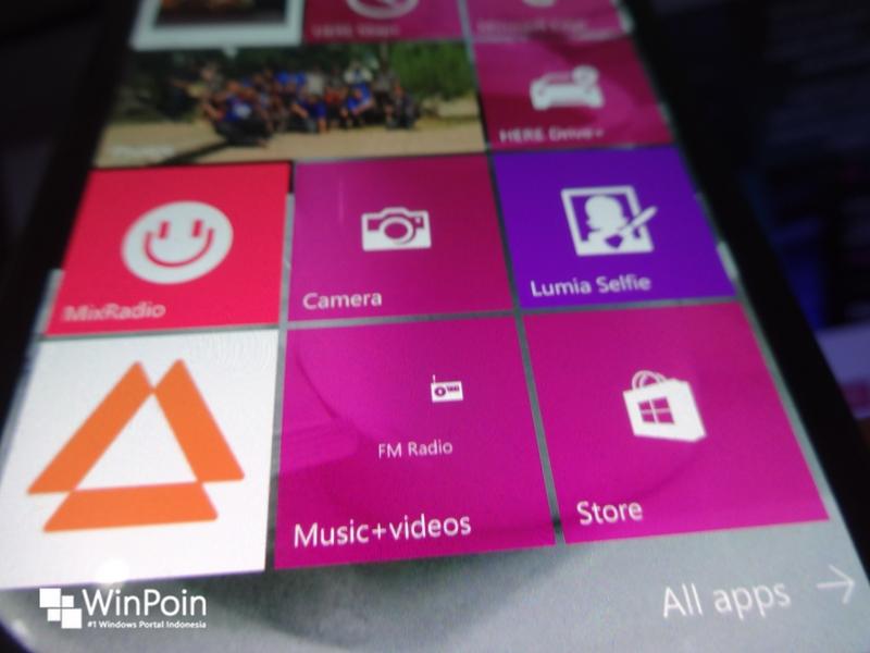 Seperti Inilah Windows 10 Mobile Preview Build 10512 (Hands-on Review)