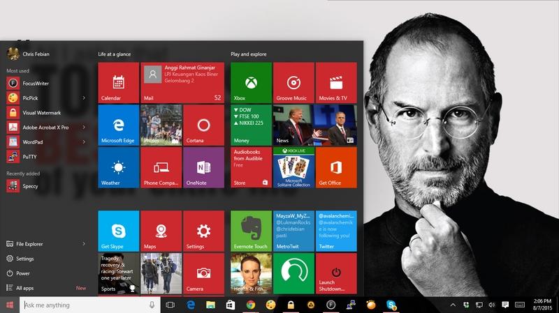Ssssh...!! Kemungkinan Besar Windows 10 Service Release 1 (SR1) Bakal Dirilis 10 Agustus Besok