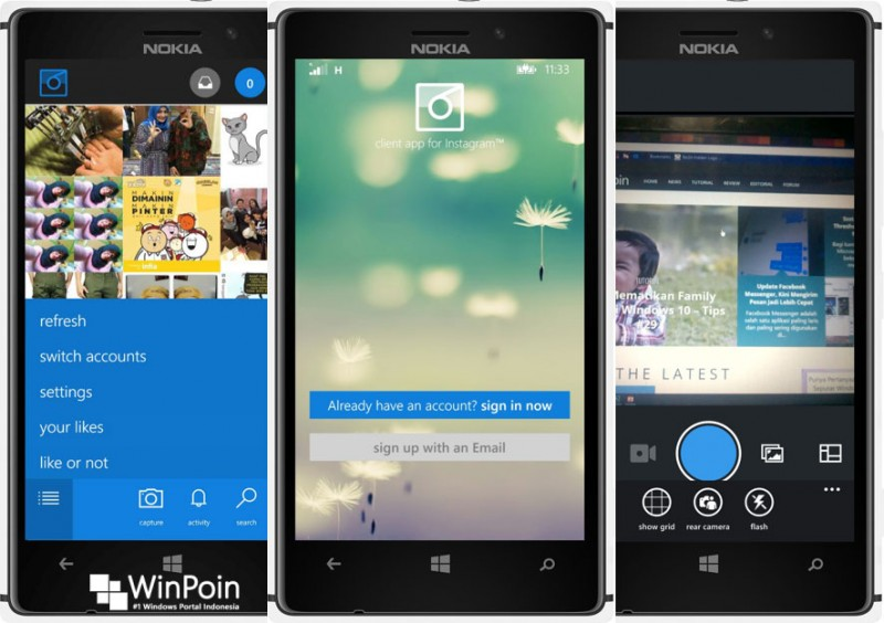 Update 6tag Windows Phone: Ditambahkan Fitur Direct Messages Instagram Terbaru