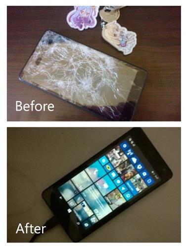 Alasan membeli Lumia second