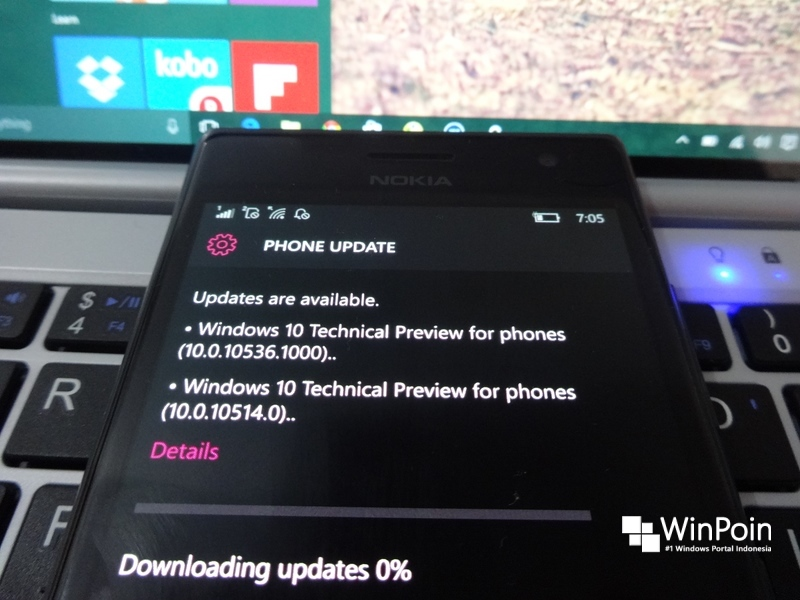 Windows 10 Mobile Insider Build 10536.1004 Sudah Dirilis, Ada yang Berani Update?