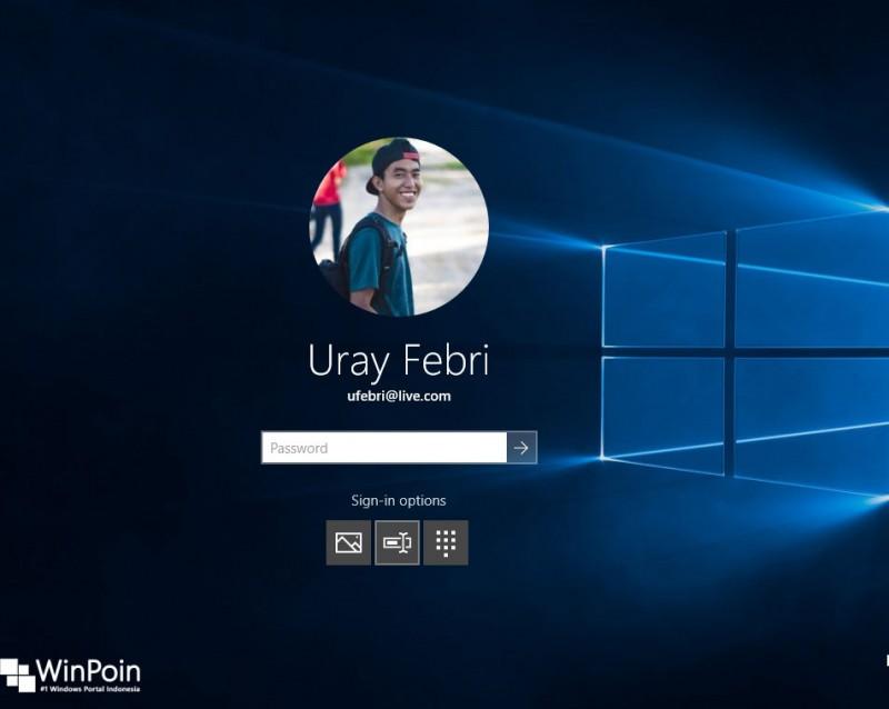 Cara Sign In Di Windows 10 Menggunakan Pin Dan Password