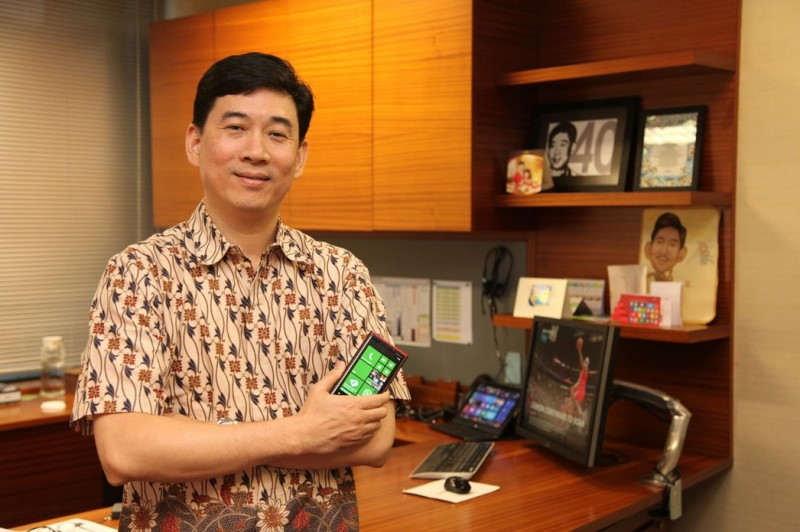 Selamat Ulang Tahun CEO Microsoft Indonesia, Bapak Andreas Diantoro