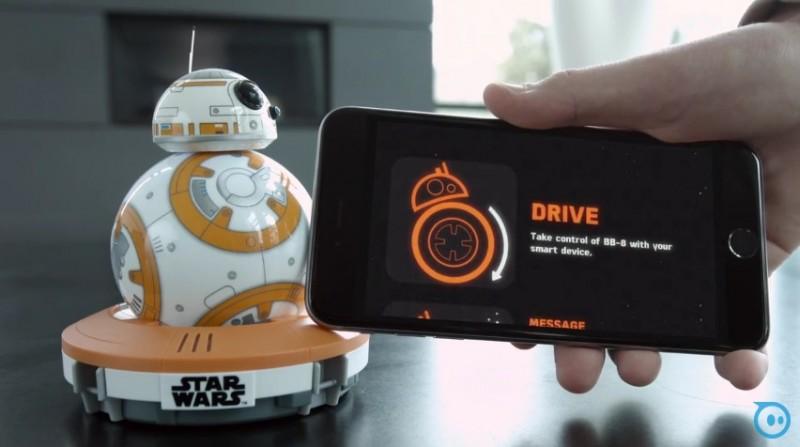 Inilah BB-8 Droid Star Wars, Mainan Robot Paling Keren Abad Ini — dan Support Windows Phone!