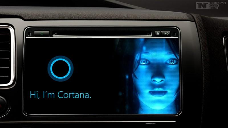 Tidak Lama Lagi Cortana Bakal Ada di (Setiap) Mobil