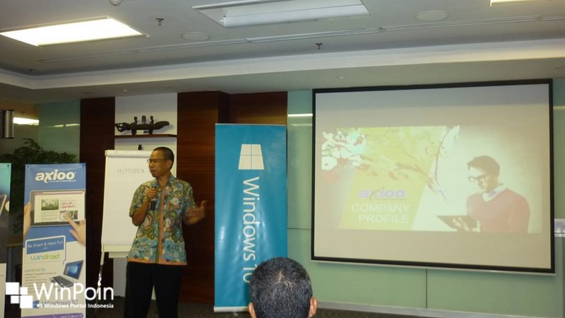 "Serunya Event ""Be Smart and Have Fun with Windroid"" (Galeri Foto)"