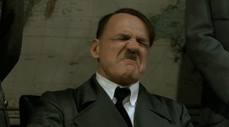 Bahkan Hitler pun Marah dengan Strategi Microsoft Terhadap Windows Phone (Video)