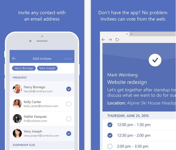 Perkenalkan Microsoft Invite: Apps yang Memudahkan Meeting..di iOS! (Windows Phone..??)