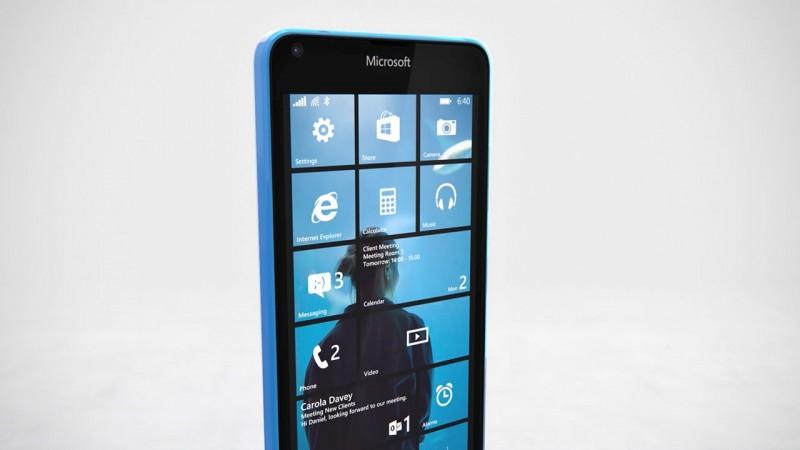 Kemunculan Detail Microsoft Lumia 550, Mampukah Dia Menggantikan Posisi Lumia 640??