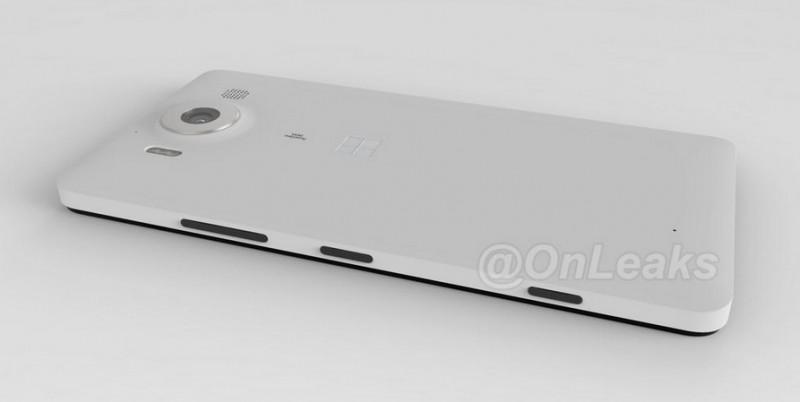 Seperti Inilah Desain Flaghsip Lumia yang Berwarna Putih Mulus, Terlihat Seksi