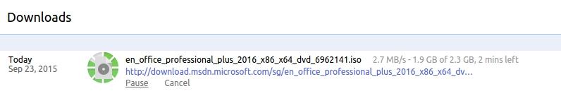 Office 2016 Sudah Bisa Kamu Download di MSDN
