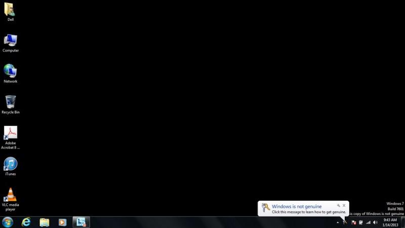 7 Kejadian yang Sering Dialami Pengguna Windows Bajakan