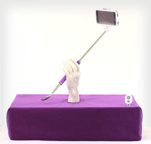 #LOL: Inilah Sendok Narsis Buat Kamu yang Selfie Addict!
