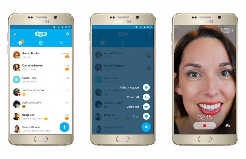 Microsoft Merilis Skype 6.0 untuk Android, iPad, & iPhone — Loh Windows Phone Mana?