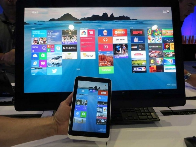 Windows 10 Mobile Juga Akan Menjadi OS di Tablet Low End