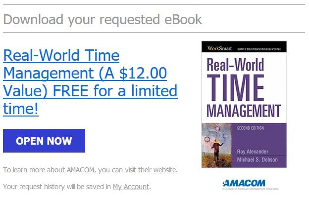 Terlalu Sibuk Hingga 24 Jam Sehari Rasanya Kurang? Download Ebook Premium ini!