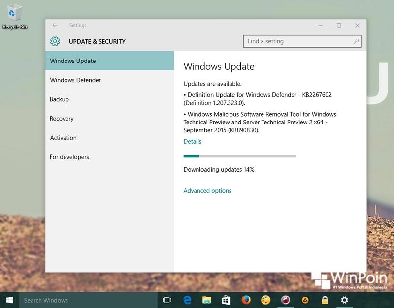 Windows 10 Insider Build 10547 Dirilis (dan Bisa Kamu Download Sekarang)