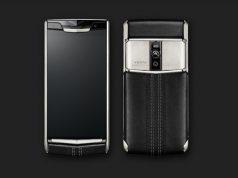 Inilah Vertu Signature Touch, Smartphone Super Mahal Seharga 133 Juta Rupiah