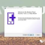 Windows Phone Recovery Tool Diganti Menjadi Windows Device Recovery Tool
