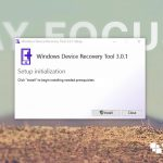 Windows Phone Recovery Tool Diganti Menjadi Windows Device Recovery Tool