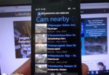 Aplikasi GPS Monitor & Webcam untuk Windows Phone Diupdate, Ada Banyak Fitur Baru