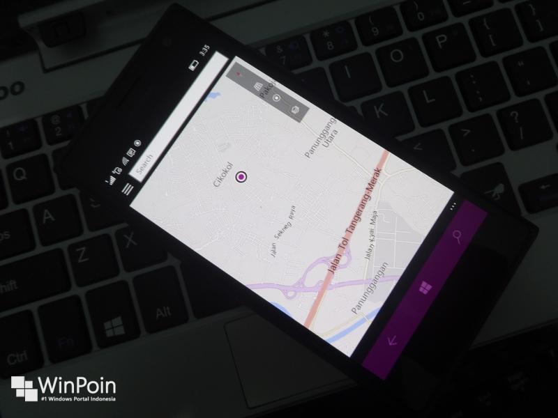 HERE Bakal Tidak Ada Lagi di Windows Phone (dan Hanya Tersedia untuk Android & iOS Saja)..??
