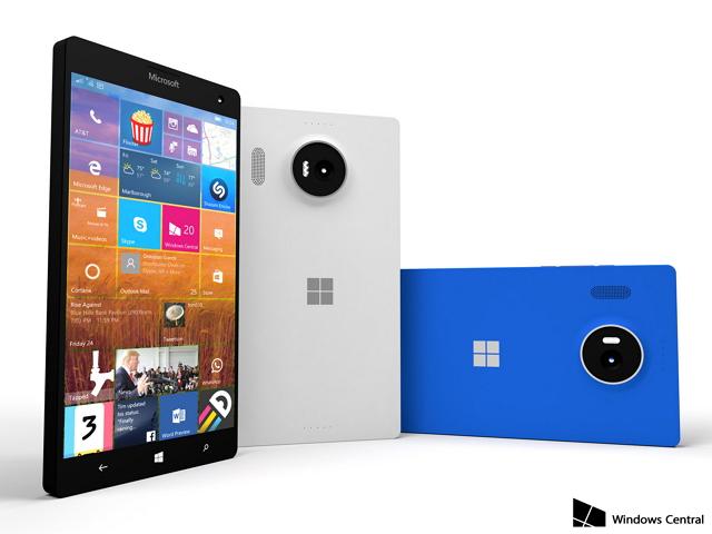 Presentasi Lumia 950