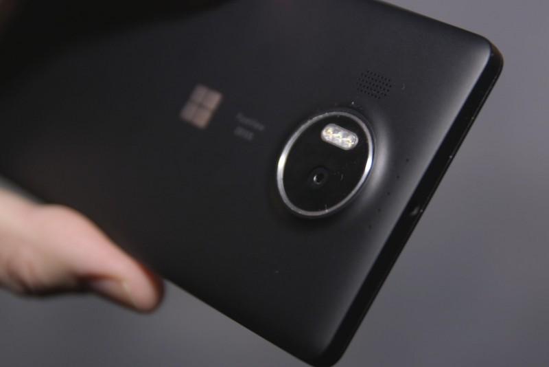 Microsoft Menunjukan Inovasi dari Kamera Lumia 950 dan Lumia 950 XL